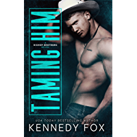 Taming Him: A small town romance (Bishop Brothers Book 1)