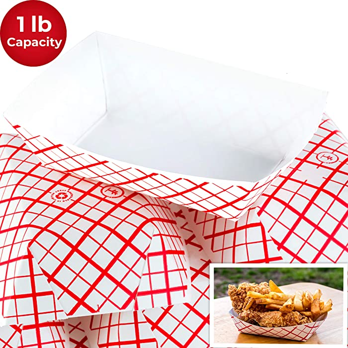Top 10 Food Trays 100 Pk