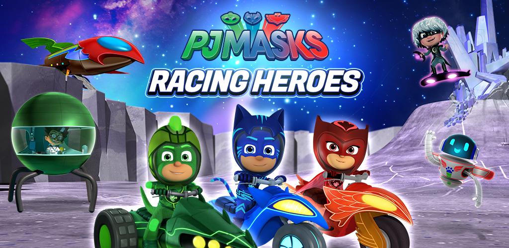 PJ Masks: Héroes a la carrera