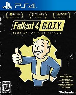 Fallout 4 - PlayStation 4 Standard Edition: PlayStation 4: Computer