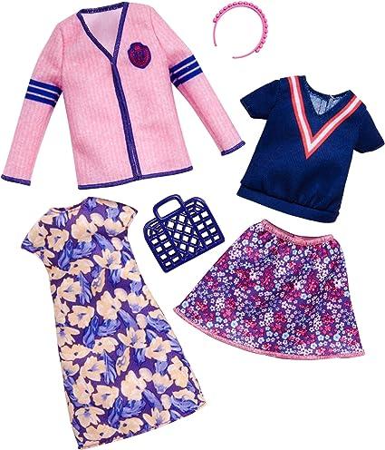 Amazon.es: Barbie - Ropa muñeca Fashionista, vestido de flores ...