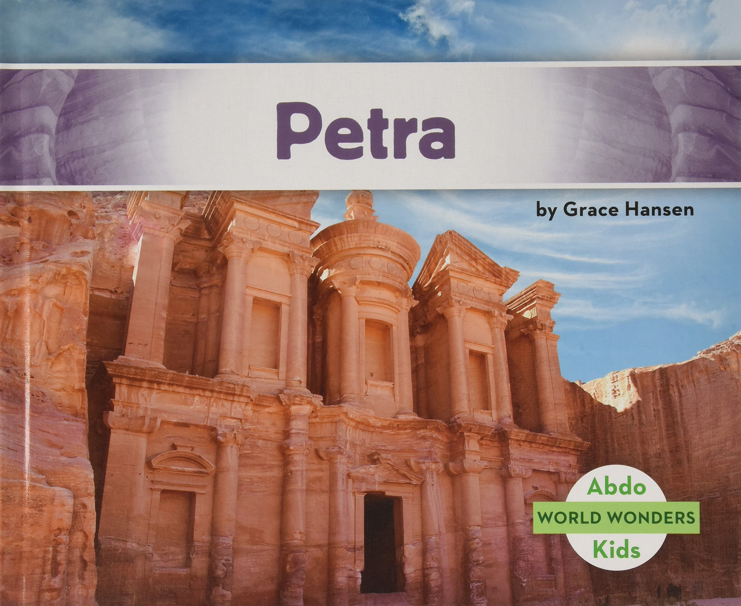 Petra (World Wonders)