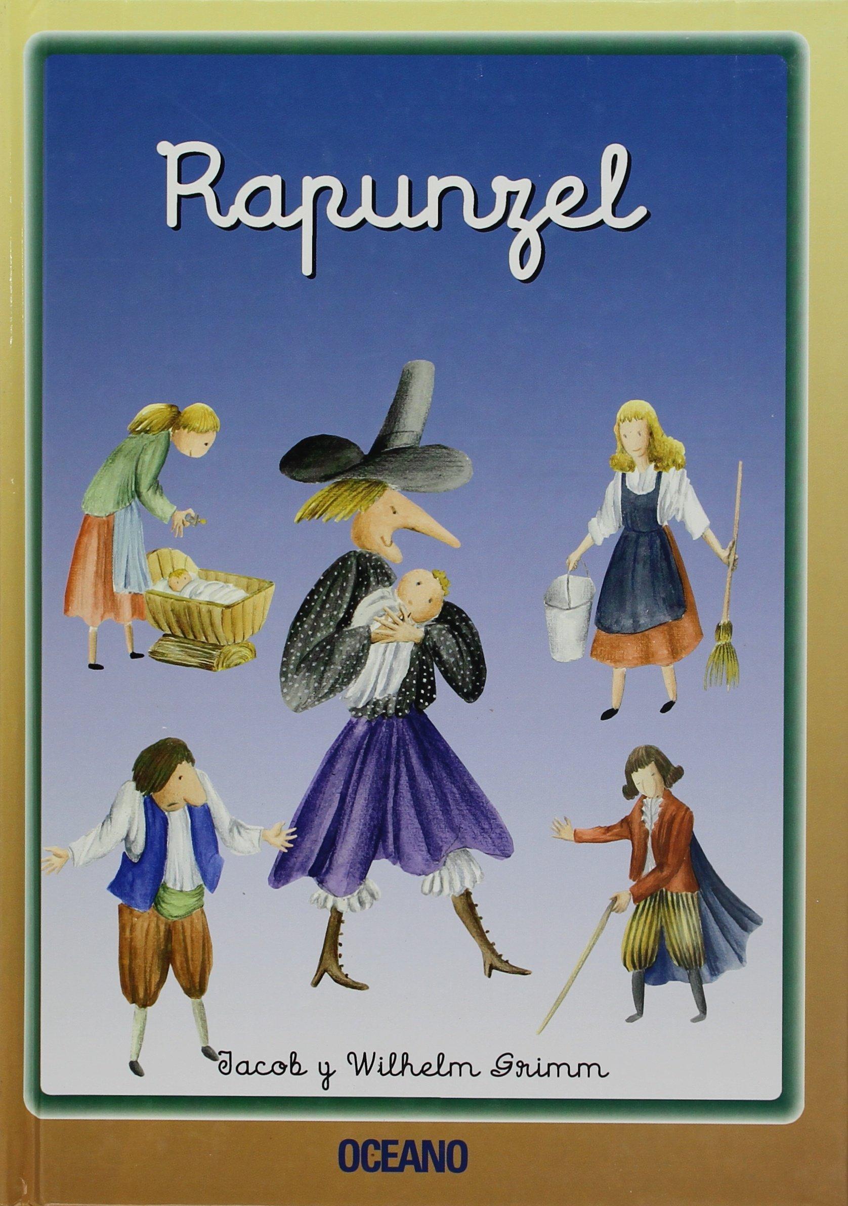 Rapunzel (Cuentos interactivos) (Spanish Edition) (Spanish) Hardcover – January 2, 2005