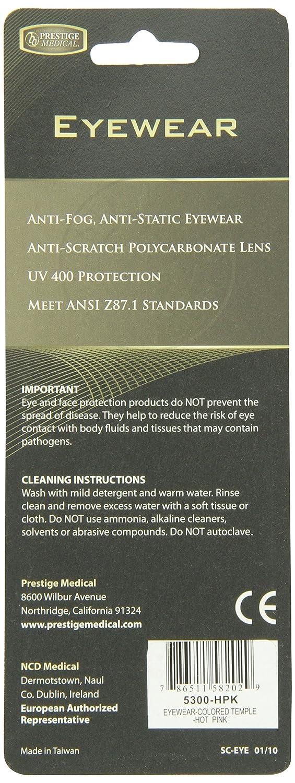 fb9db7b351 Amazon.com  Prestige Medical Colored Temple Eyewear
