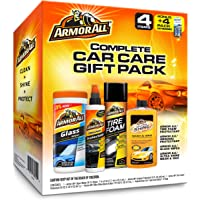 Armor All 13703C 4 Piece Complete Car Care Kit
