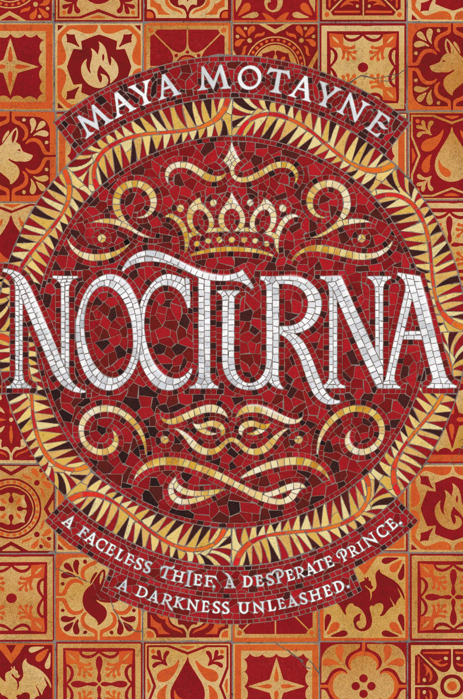 Amazon.com: Nocturna (9780062842732): Motayne, Maya: Books