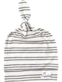 """Copper Pearl Baby Beanie Hat Top Knot Stretchy Soft for Boy or Girl""""Midtown"""", 1.6 Ounces"""
