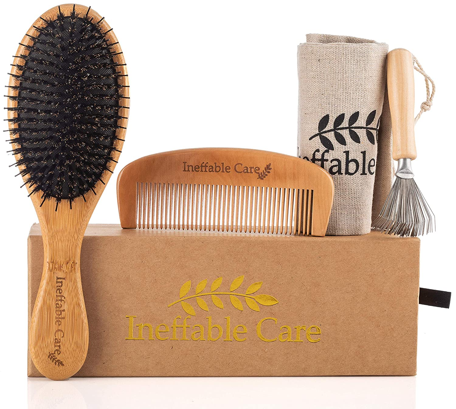Best wooden hair brush
