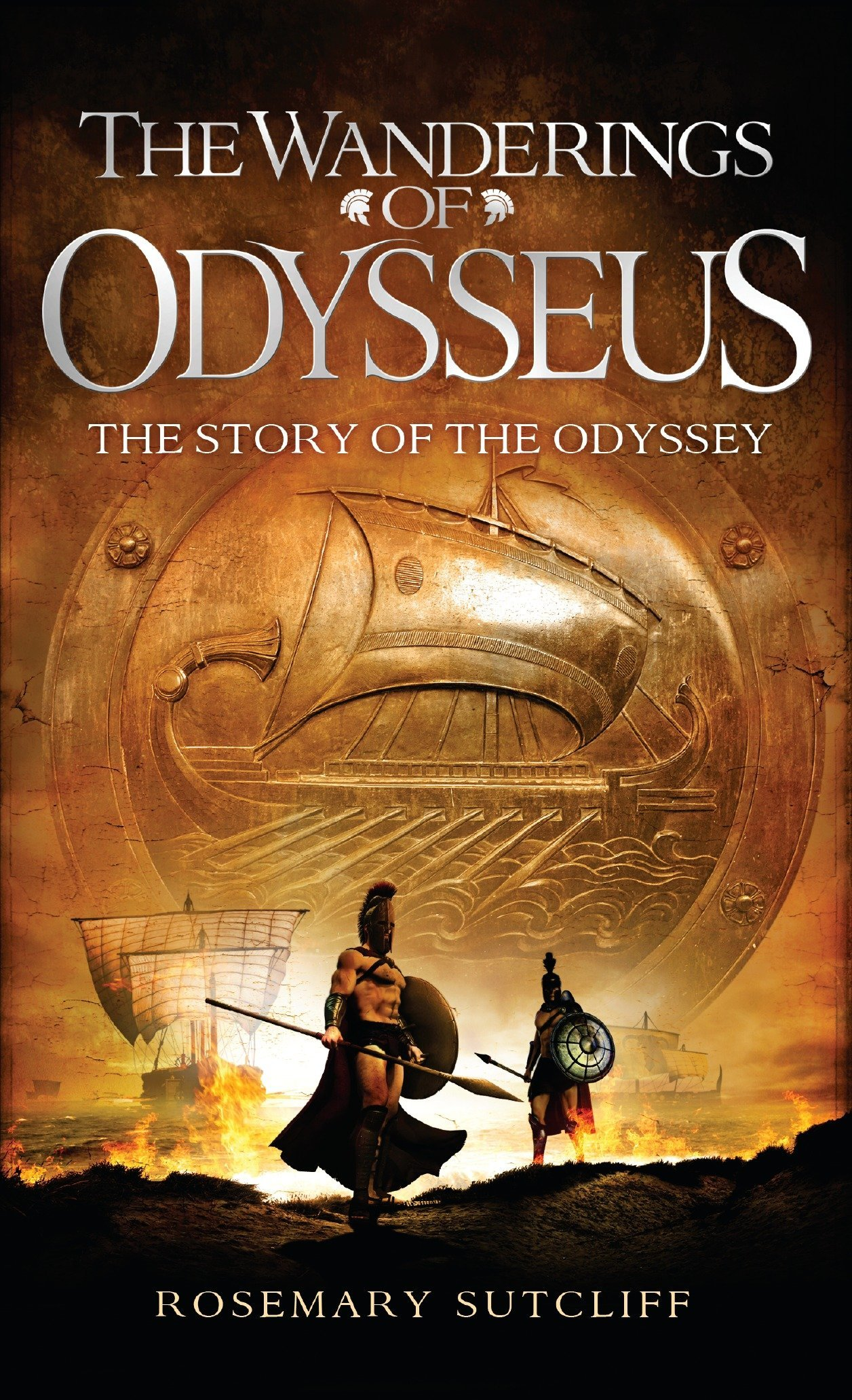 Read Online The Wanderings of Odysseus: The Story of the Odyssey ebook