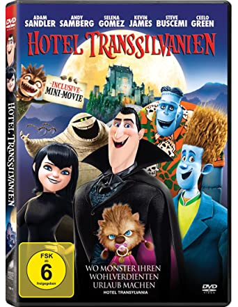 Hotel Transsilvanien [Alemania] [DVD]