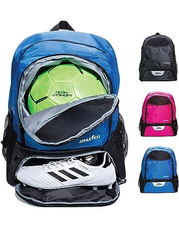ba9820d63142 Athletico Youth Soccer Bag - Soccer Backpack   Bags for Basketball