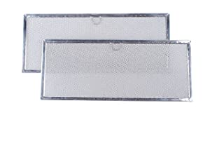 71002111 Range Hood Grease Filter for Maytag, Jenn Air, AP4089172, PS2077593, 71002111 AP4089172, 580029, 7-15290, 715290, AH2077593 Broan Range Hood Filter (2 pack)