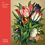 Fitzwilliam Museum - Flower Paintings Wall Calendar 2020
