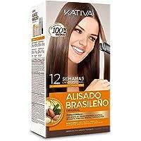 Kativa Keratina y Argán P9000175 Kit de Alisado