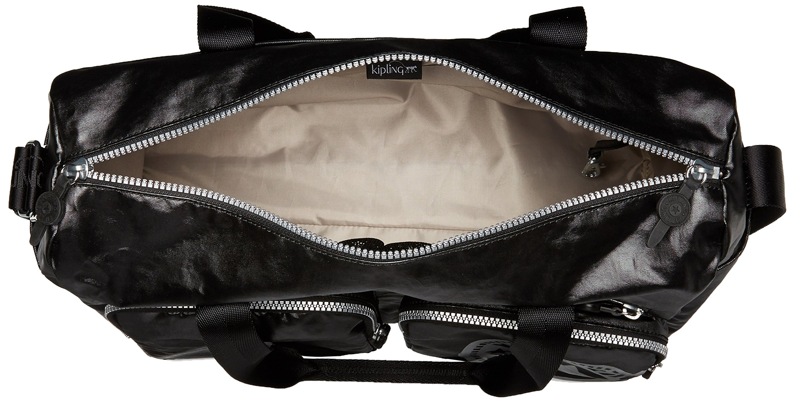 Kipling Stefany Lacquer Black Sport Tote, Lacqrblack by Kipling (Image #5)