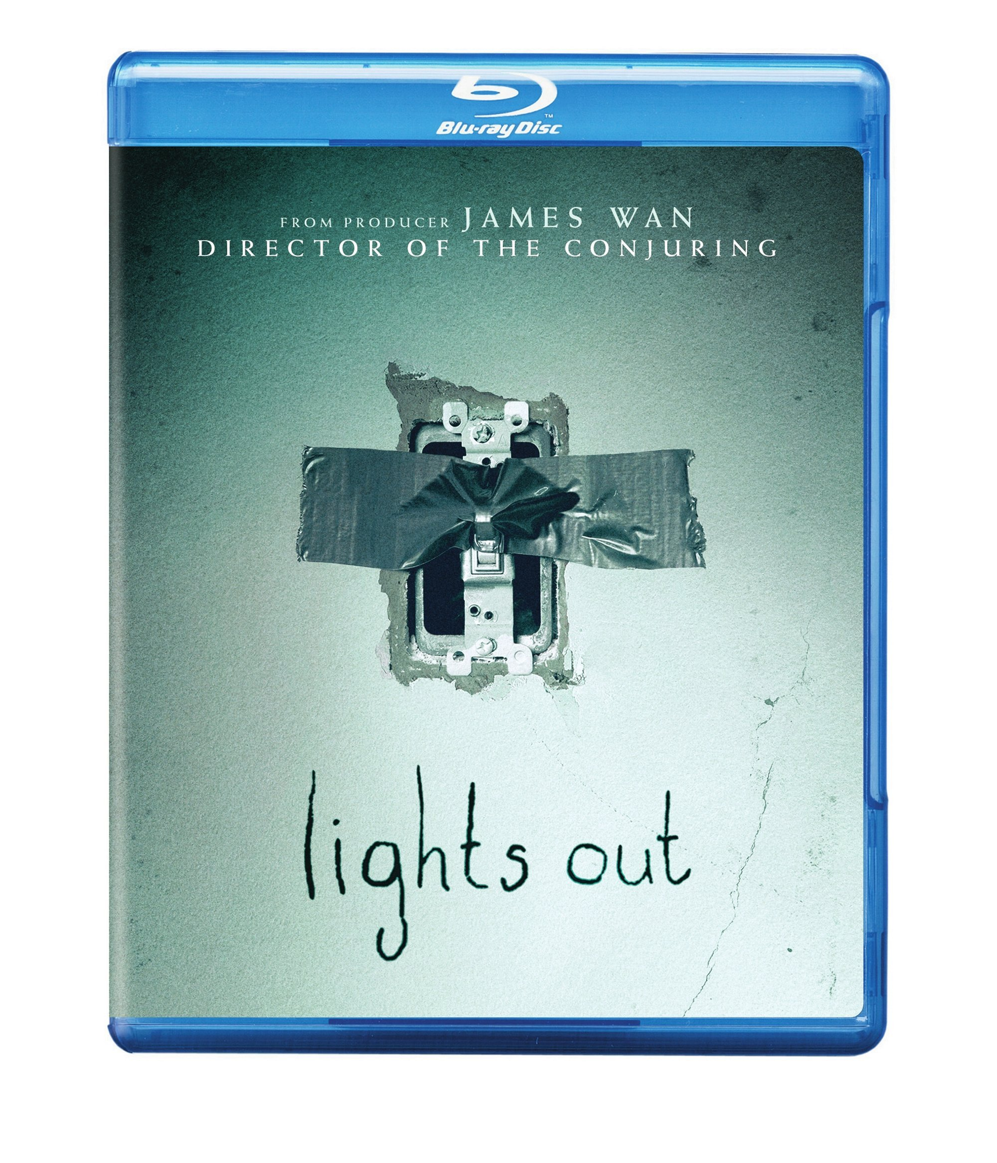 Blu-ray : Lights Out (Ultraviolet Digital Copy, Digitally Mastered in HD)