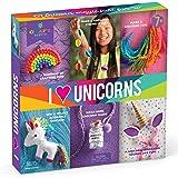 Craft-tastic – I Love Unicorns Kit – Craft Kit Includes 6 Unicorn-Themed Projects Standard Basic Pack