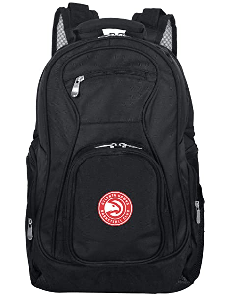 e46207b7e9 Amazon.com   Denco NBA Atlanta Hawks Voyager Laptop Backpack