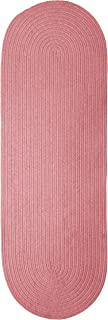 product image for Spring Meadow Rug, 2 by 8-Feet, Silken Rose