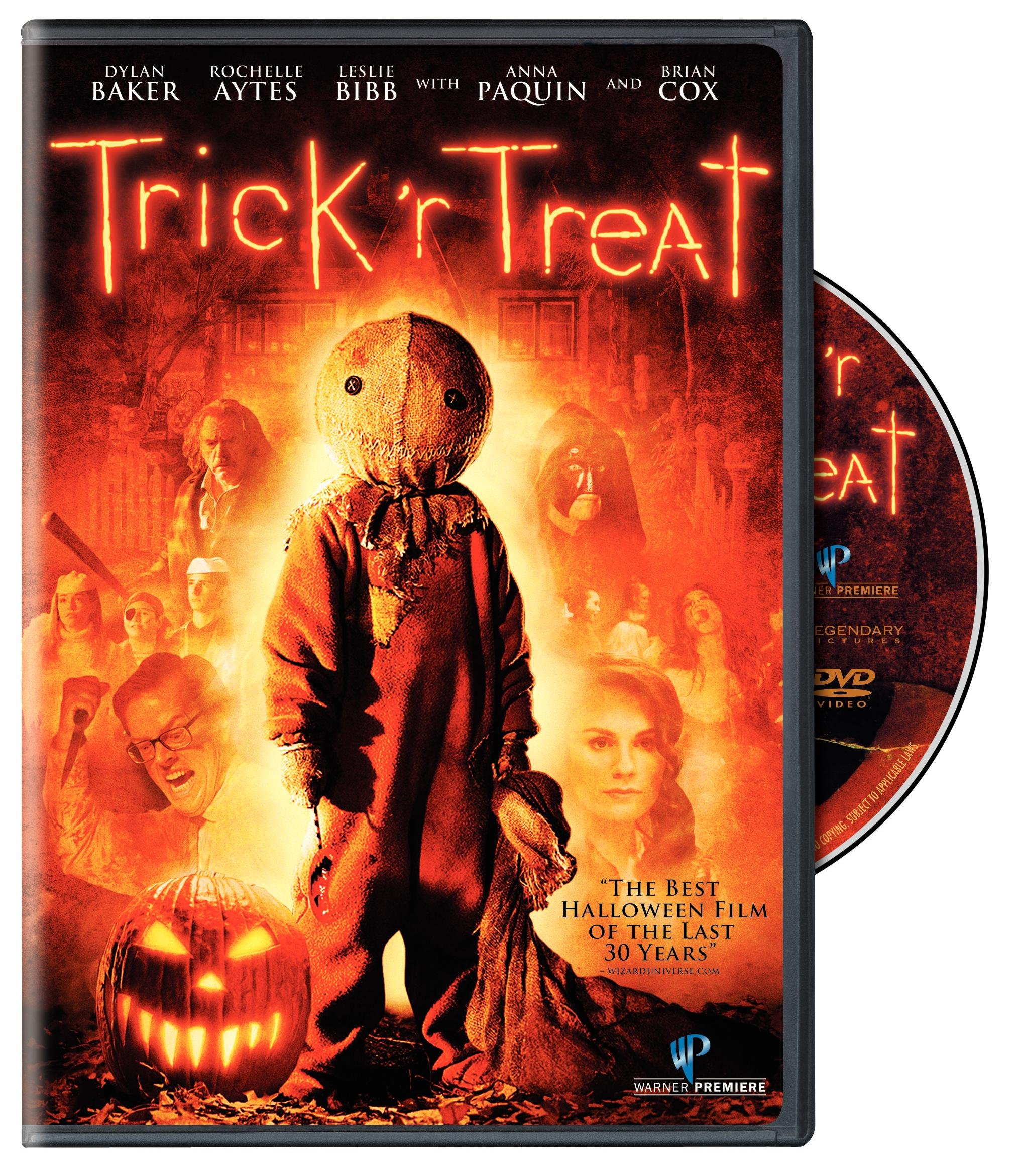 DVD : Trick 'r Treat (Full Frame, , Dubbed, Dolby, AC-3)