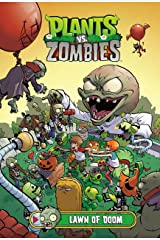 Plants vs. Zombies Volume 8: Lawn of Doom Kindle Edition
