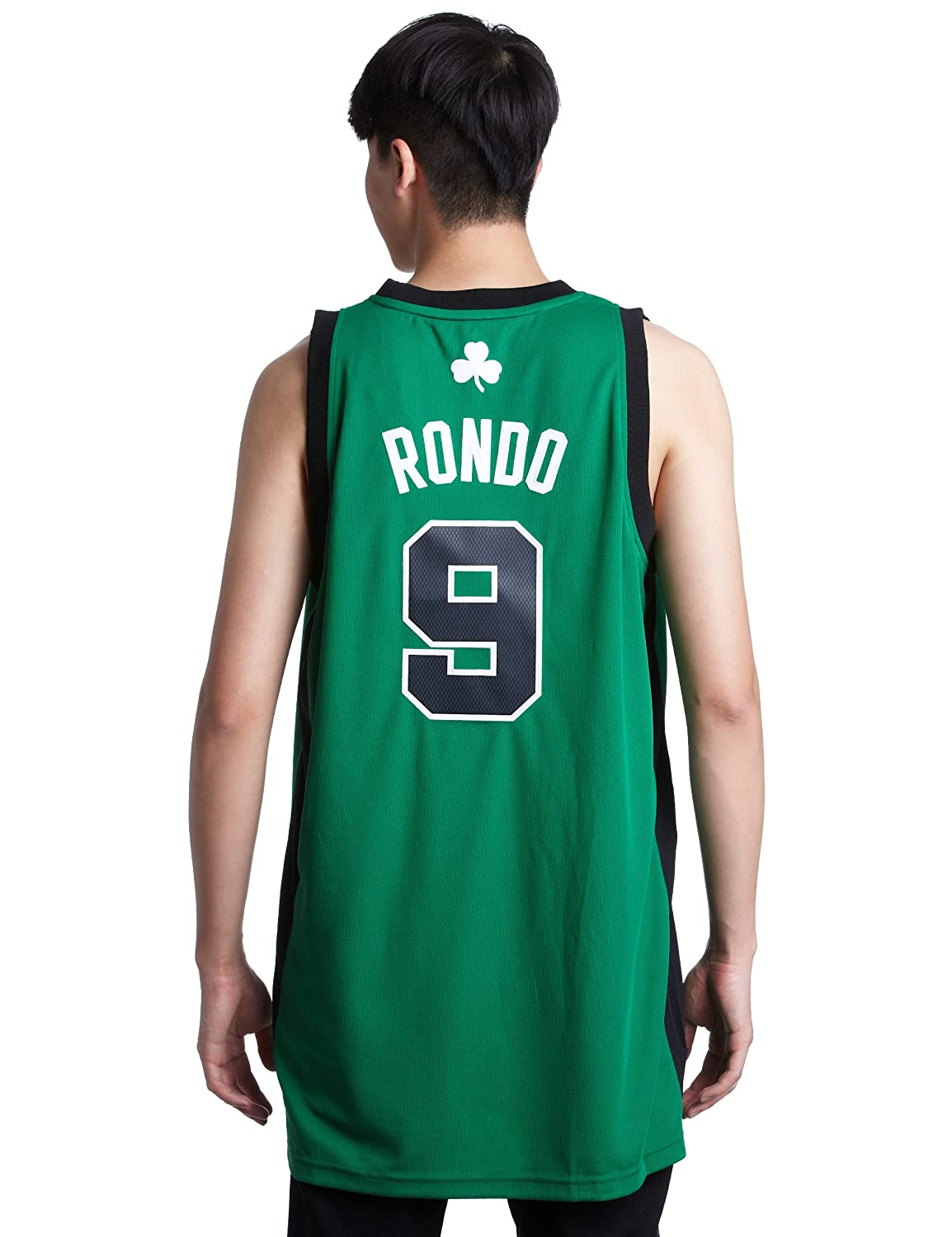184d54dfea00 Amazon.com   NBA Boston Celtics Rajon Rondo Swingman Jersey