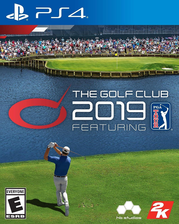 The Golf Club 2019 featuring PGA TOUR - PS4 [Digital Code]
