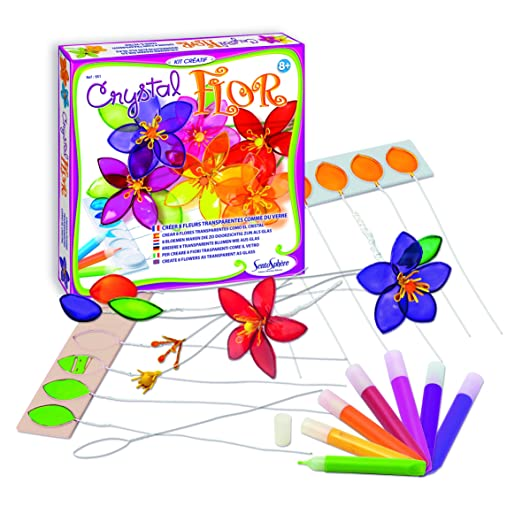 2 opinioni per Creation VD 951 Kit Creative Recreation- Crystal Flor