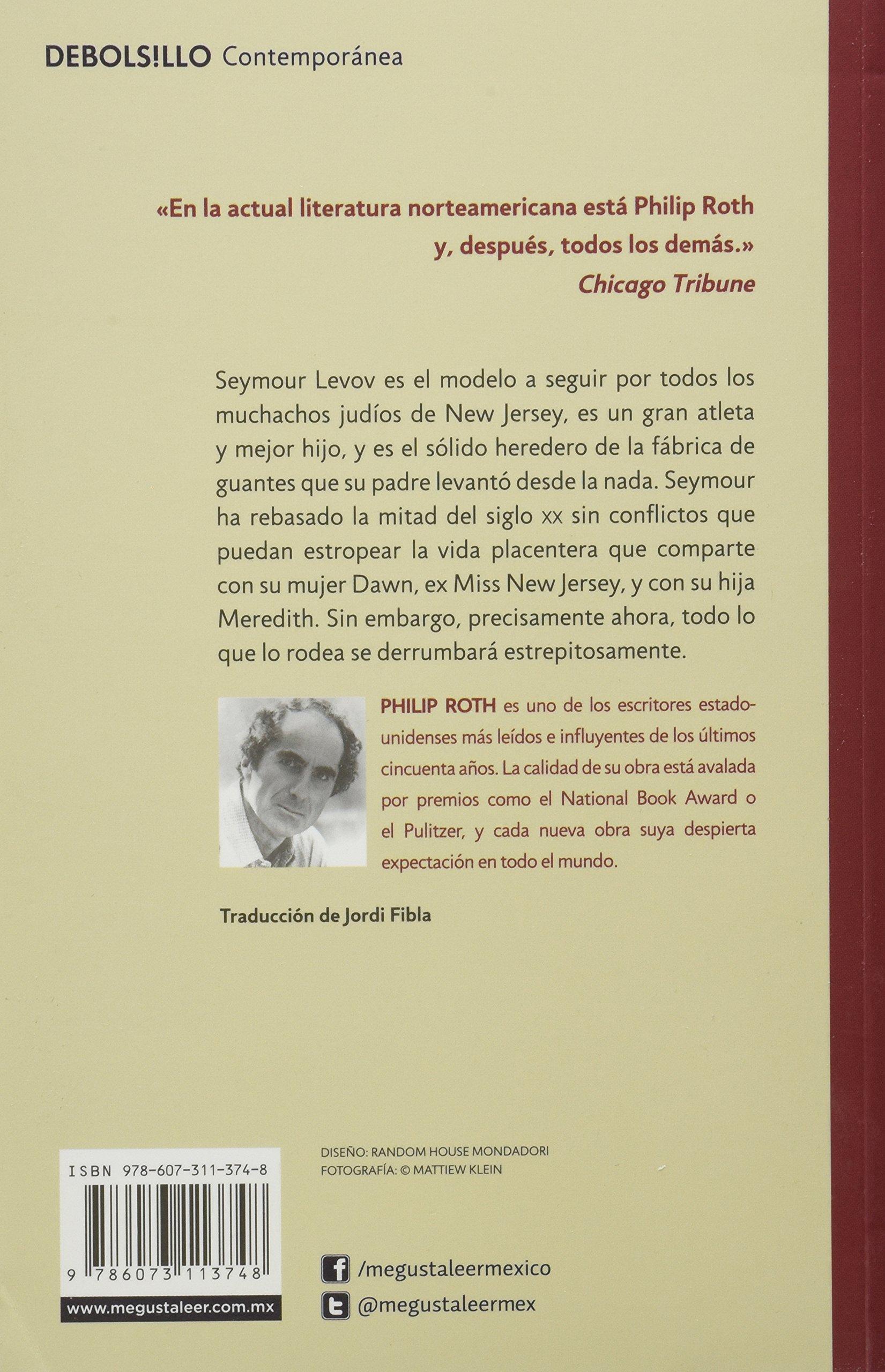 Pastoral Americana (contemporanea (debolsillo)) (spanish Edition): Philip  Roth: 9786073113748: Amazon: Books