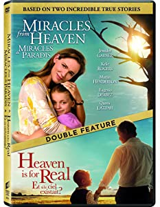 Miracles from Heaven / Heaven Is for Real (Double Feature)