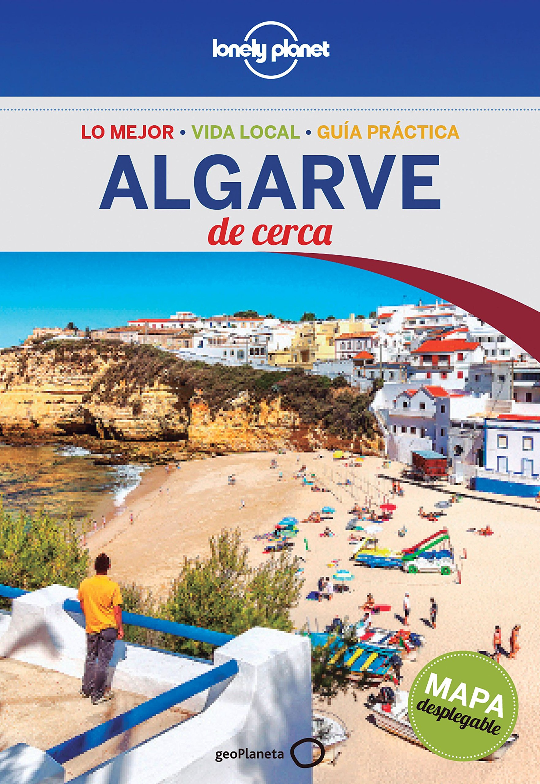 Algarve De cerca 1 (Guías De cerca Lonely Planet): Amazon.es: Symington, Andy, Rizzo Tortuero, Jorge: Libros