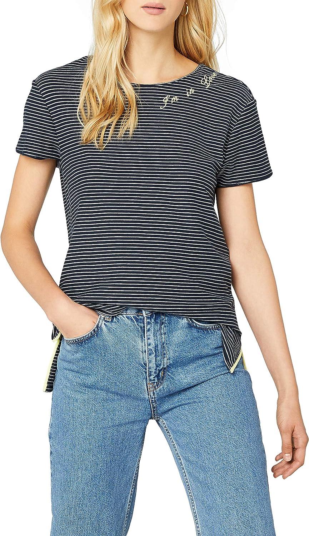 edc by Esprit Camiseta para Mujer: Amazon.es: Ropa y accesorios