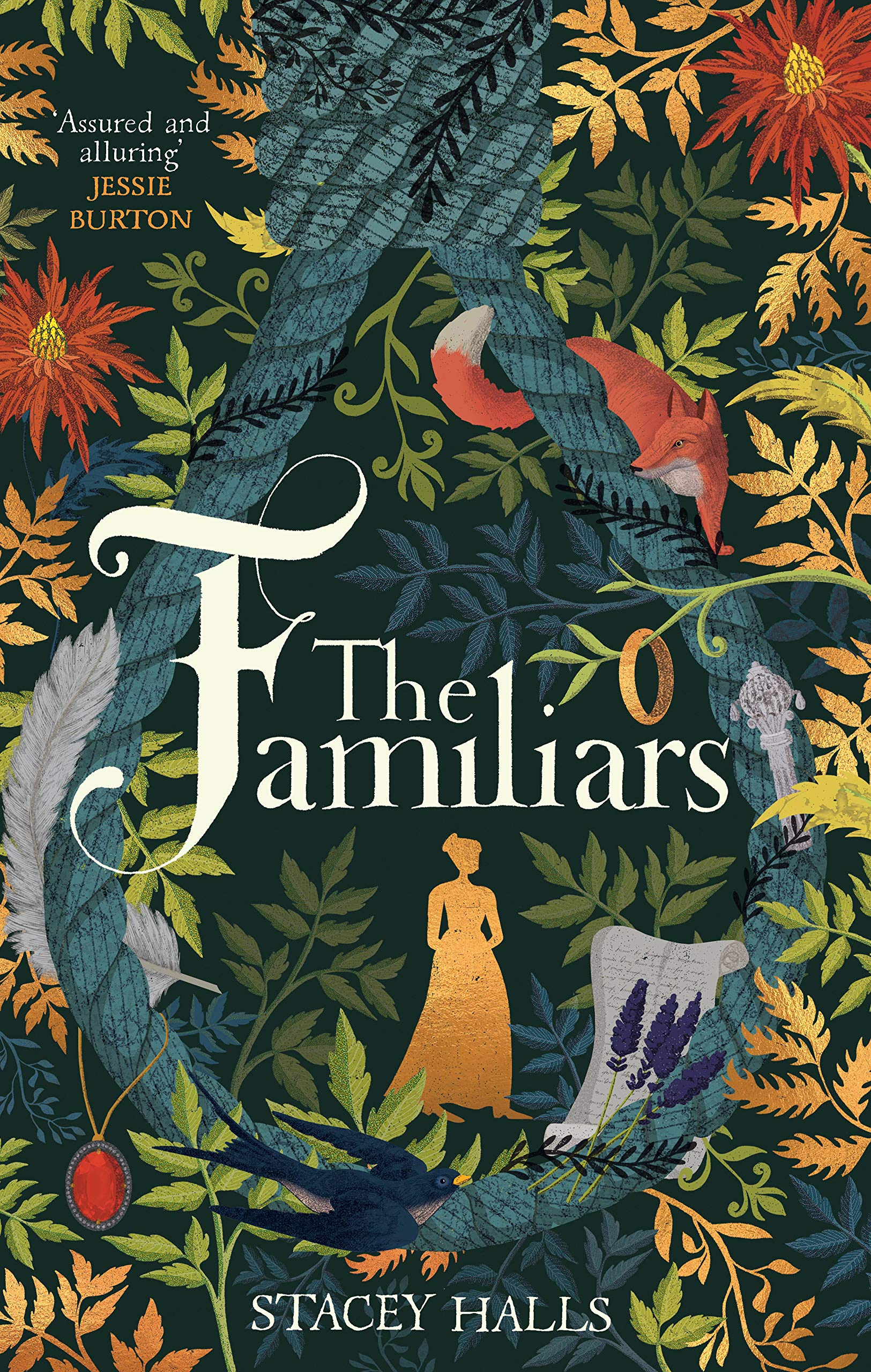 Image result for the familiars stacey halls cover