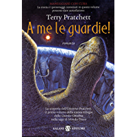 A me le guardie! (Italian Edition) book cover