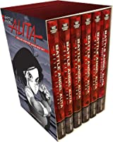 Battle Angel Alita Deluxe Complete Series Box Set