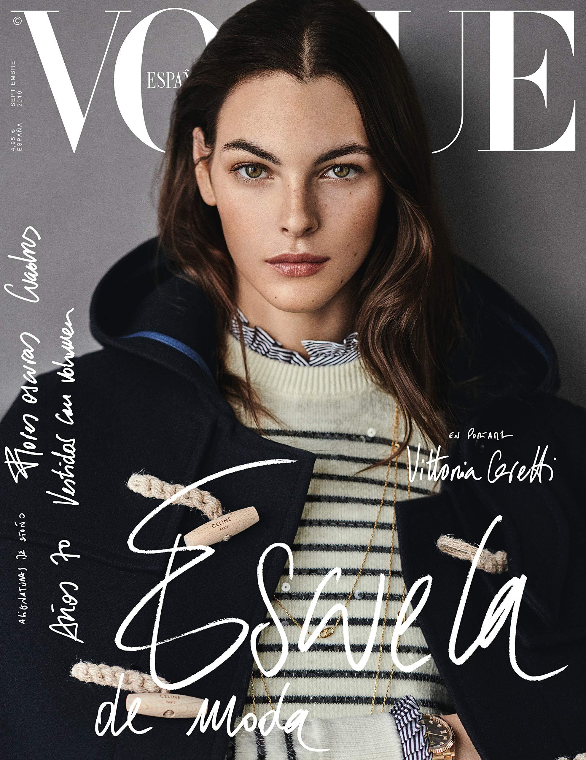 Vogue España - Septiembre 2019 - Nº 378: Amazon.es: Ediciones ...