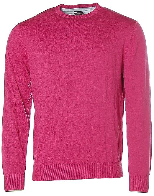 l'atteggiamento migliore c0485 f8824 Kitaro Uomo Maglione Pullover fucsia L: Amazon.it: Abbigliamento
