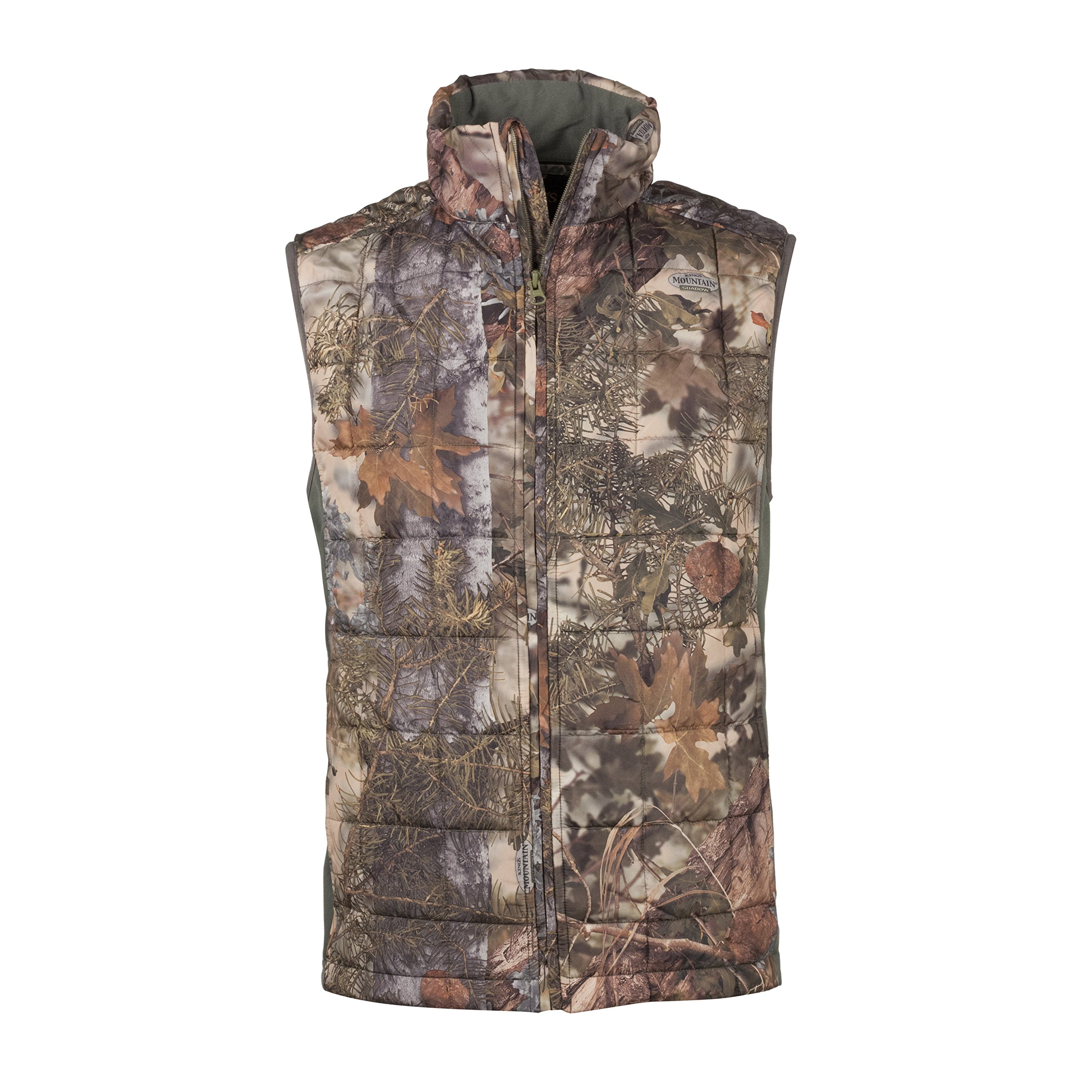 Kings Xkg Transition Vest Mountain Shadow, Camo, Medium by King's Camo
