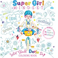 Image for Super Girl Mindset Coloring Book: What Should Darla Do? (The Power to Choose)