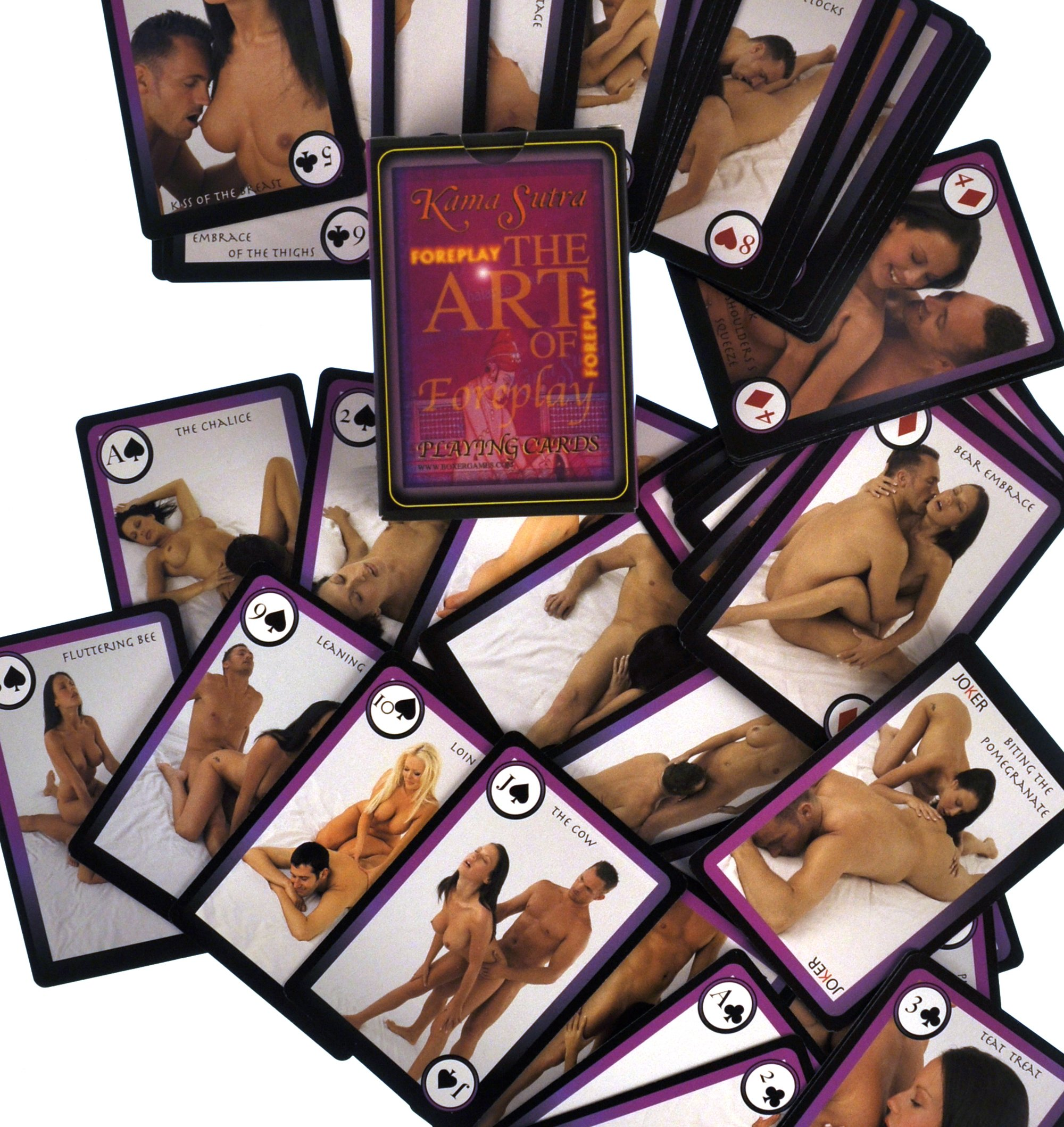 Have hit sex position playing card deck