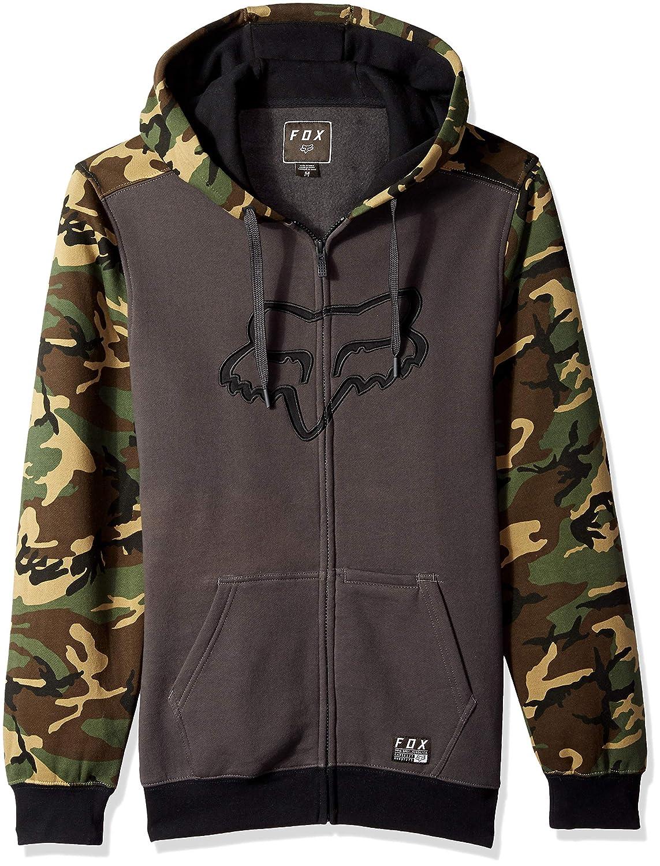 Fox Mens Destrakt Zip Fleece 22044