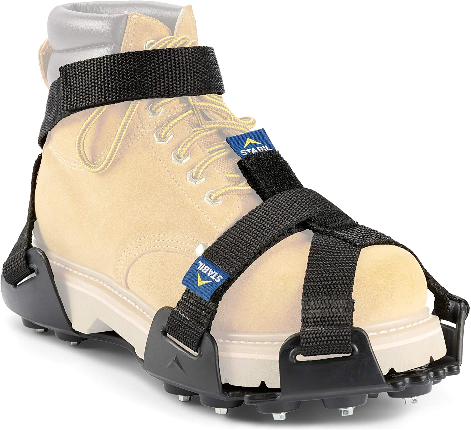 STABILicers Maxx 2 Heavy-Duty Traction Cleats for Job Safety in Ice and Snow