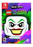 LEGO DC SUPERVILLAINS - DELUXE EDITION - LEGO DC SUPERVILLAINS - DELUXE EDITION (1 GAMES)