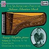 Bach: The Six Keyboard Partitas Vol. 2