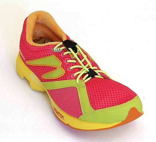 YANKZ - das Schnürstystem Cordón de zapatos amarillo amarillo fluorescente Talla:talla única OE8ZG6BOou