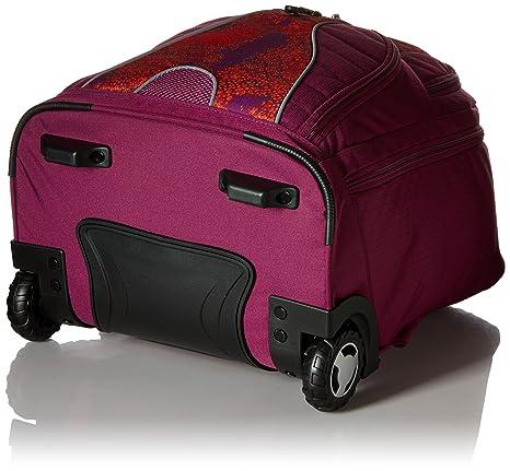 Amazon High Sierra Freewheel Laptop Backpack Berry Blast Moroccan Tile Redline Sports Outdoors