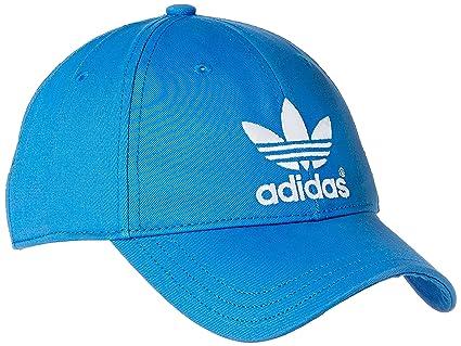 adidas AC Classic Gorra, Unisex, Azul/Blanco, OSFM