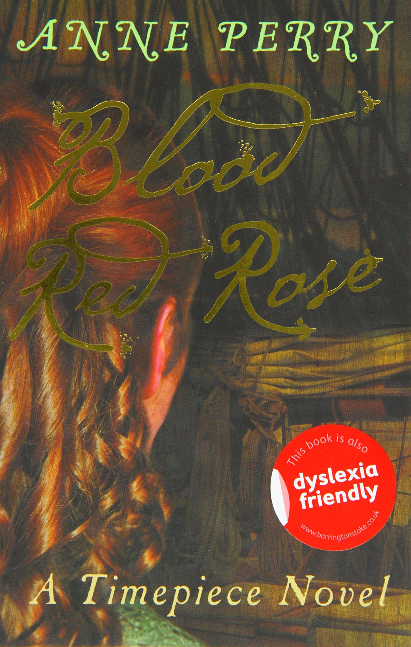 Read Online Blood Red Rose PDF