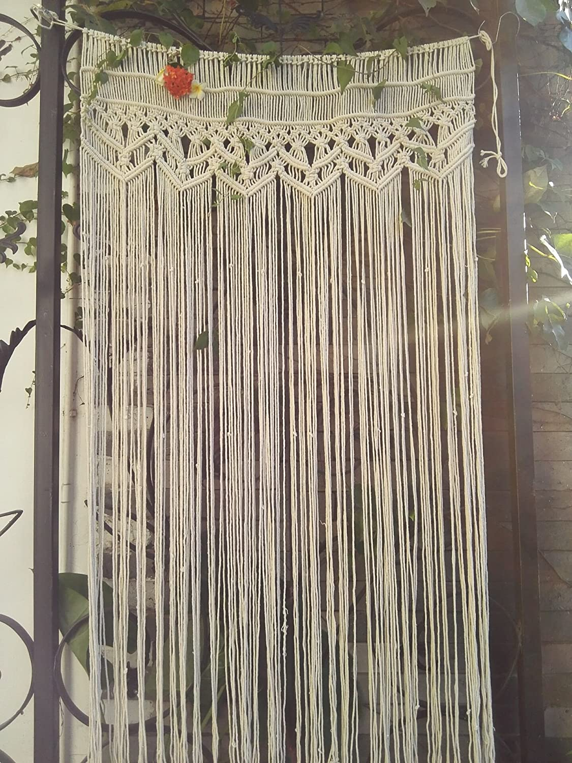 Buy RISEON Macrame Cotton Wall Hanging Tapestry (33 5x70