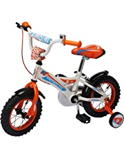 Benotto Bicicleta Bambino Cross Acero R12 1V Niño Frenos, Ruedas Laterales